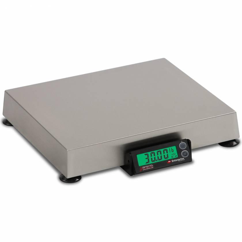 Detecto VET-70 Compact Digital Veterinary Scale - 70 lb Capacity