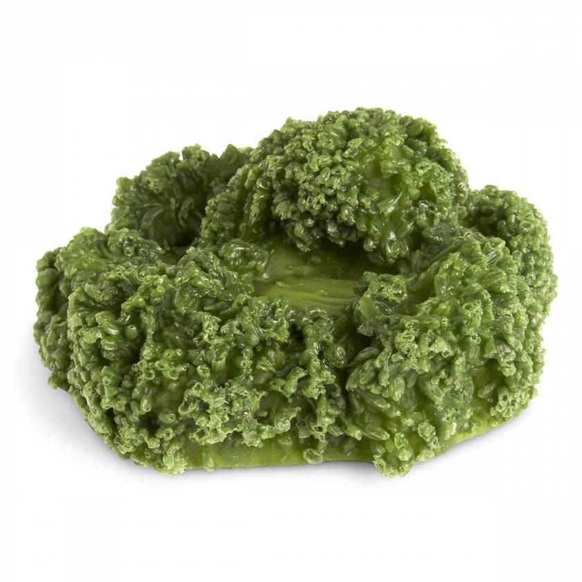 Life/form Broccoli Food Replica - 1/2 cup (120 ml)