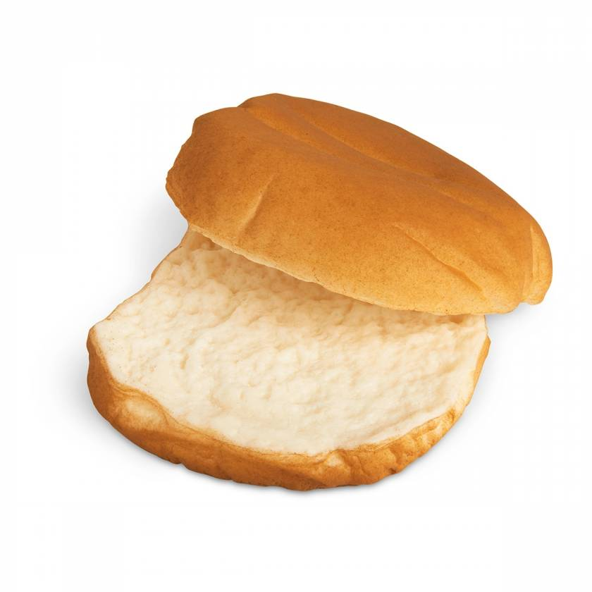 Life/form Bun Food Replica - Hamburger