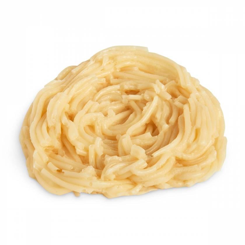 Life/form Spaghetti Food Replica - 1/2 cup (120 ml)