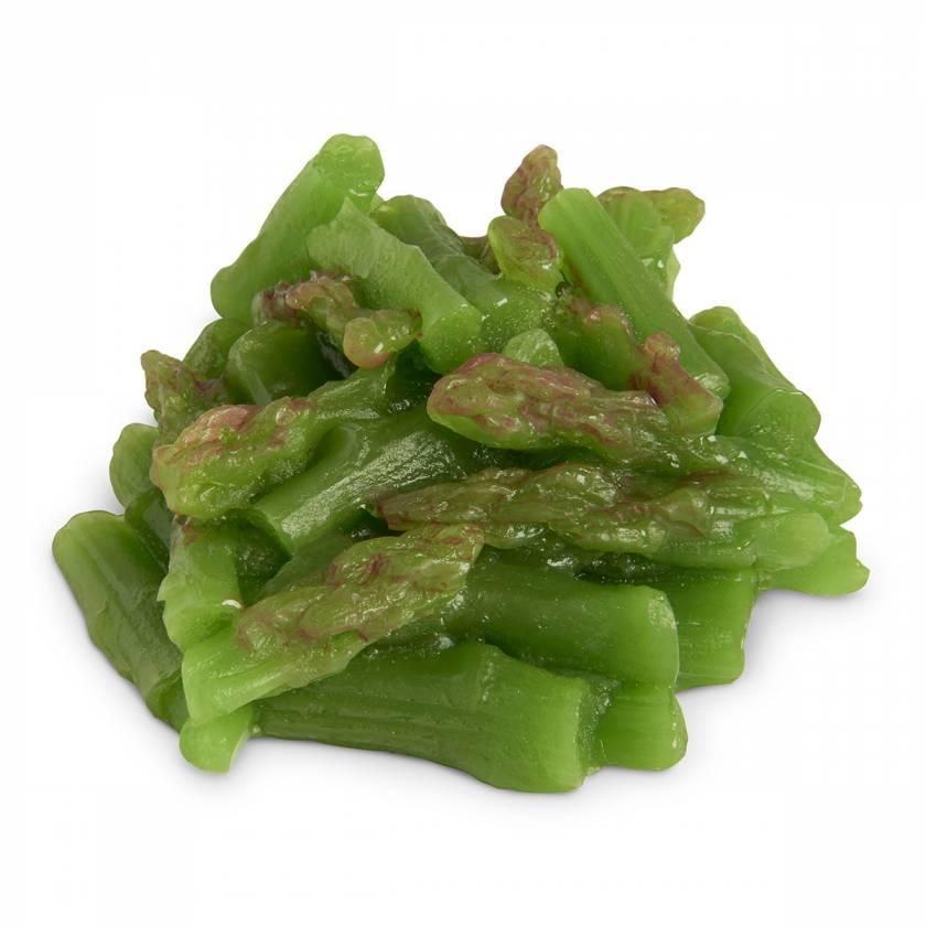 Life/form Asparagus Food Replica - 1/2 cup (120 ml)