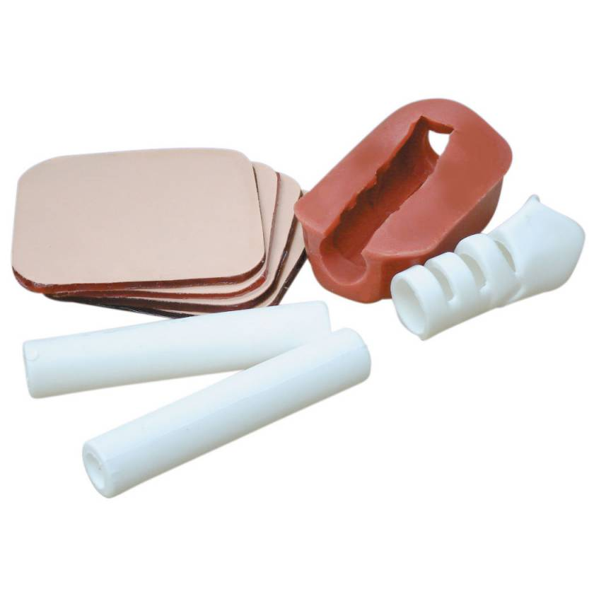 Trauma Kit (2 Trachea - and 4 Sheet of Skin) for W19361