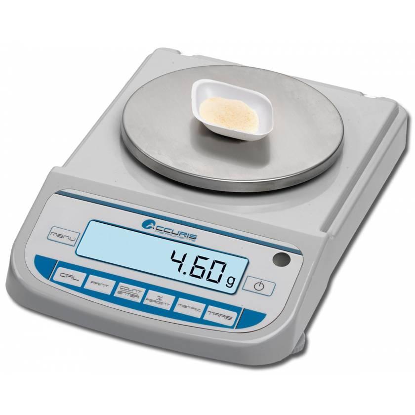 Accuris Precision Balances - Readability 0.001 to 0.01 Grams