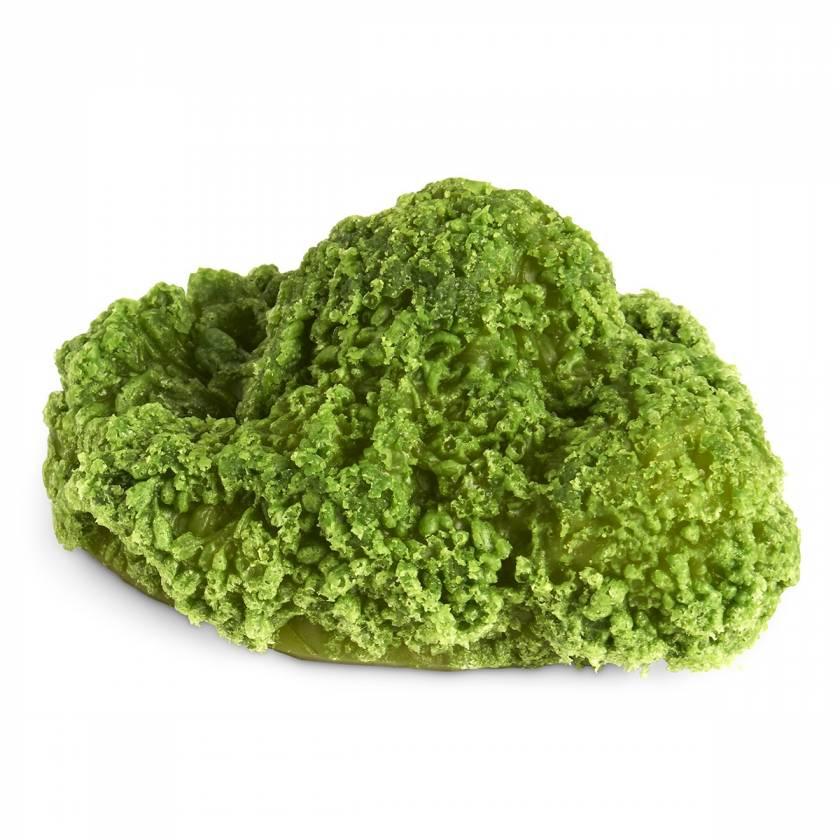 Life/form Broccoli Food Replica - 1/4 cup (60 ml)