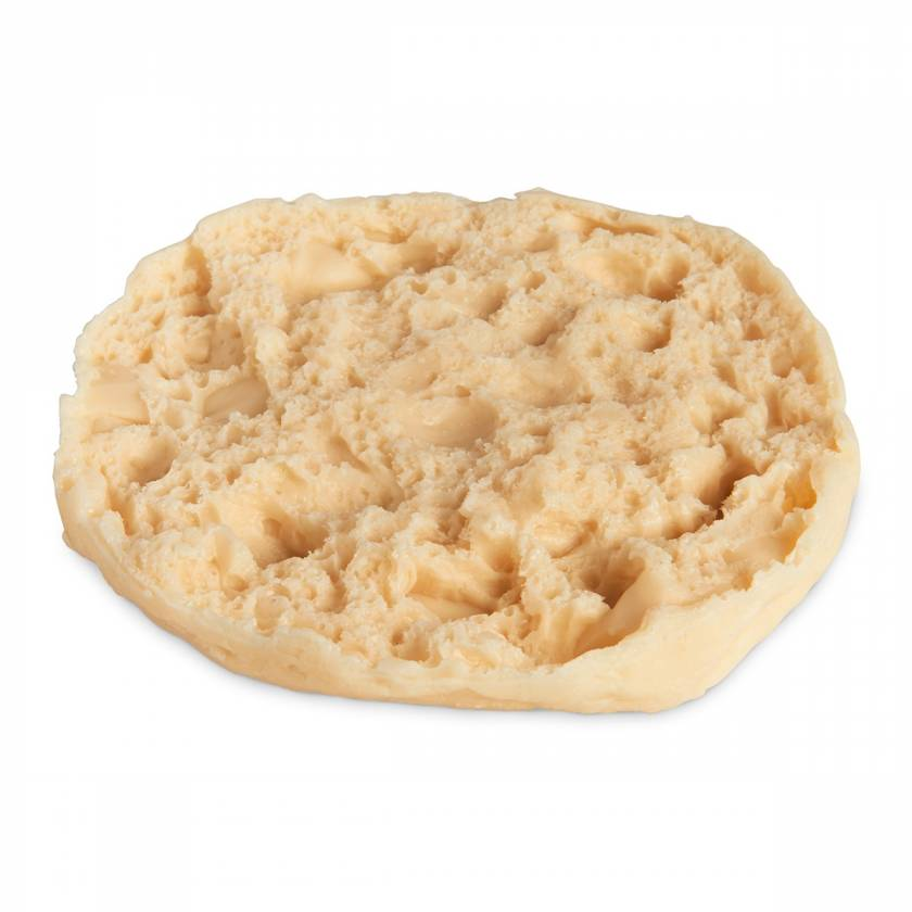 Life/form English Muffin Food Replica - Half