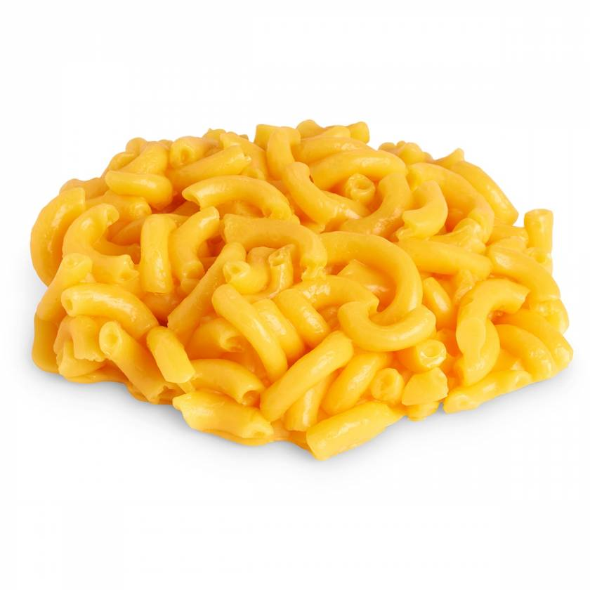 Life/form Macaroni and Cheese Food Replica - 1 cup (240 ml)