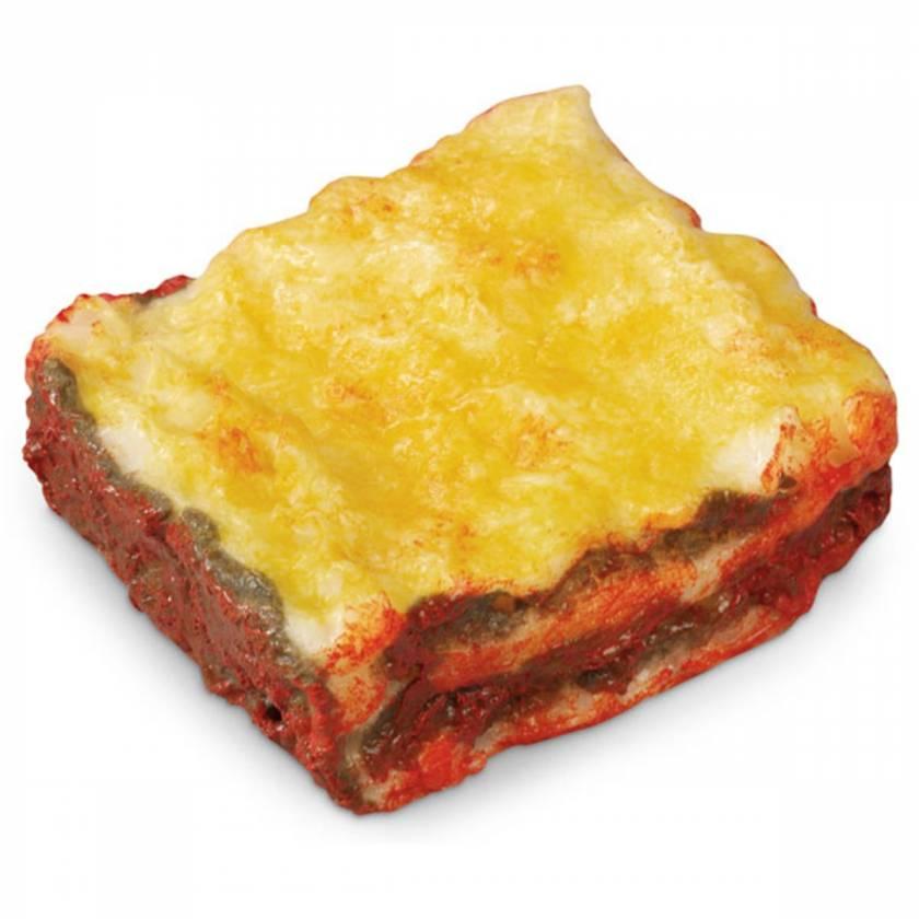 Life/form Lasagna Food Replica