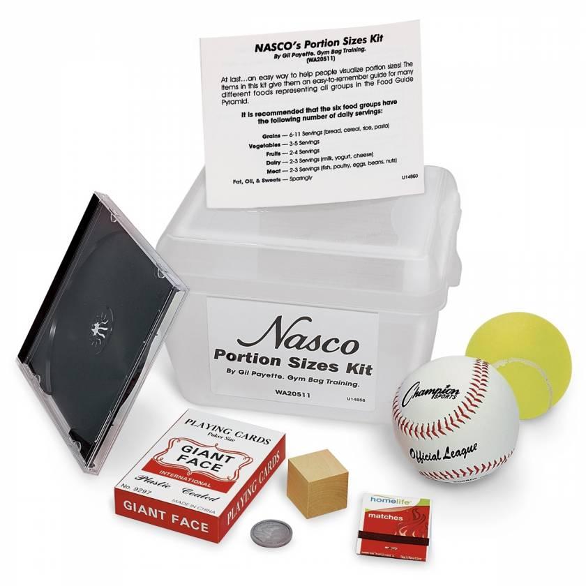 Life/form Portion Sizes Kit