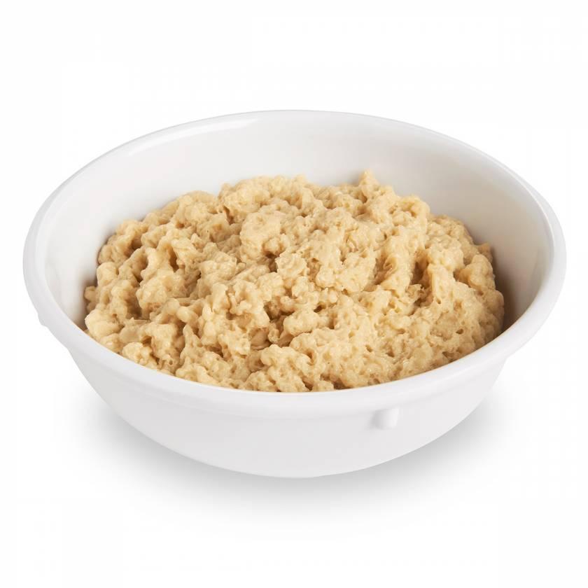 Life/form Oatmeal Food Replica - 1 cup (240 ml)