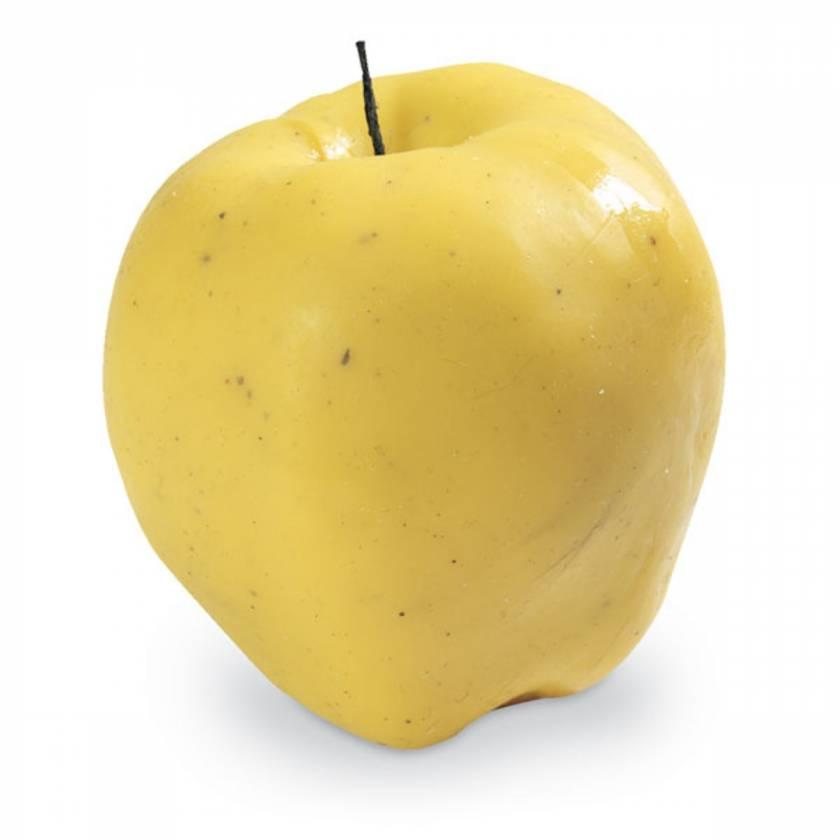 Life/form Apple Food Replica - Golden Delicious
