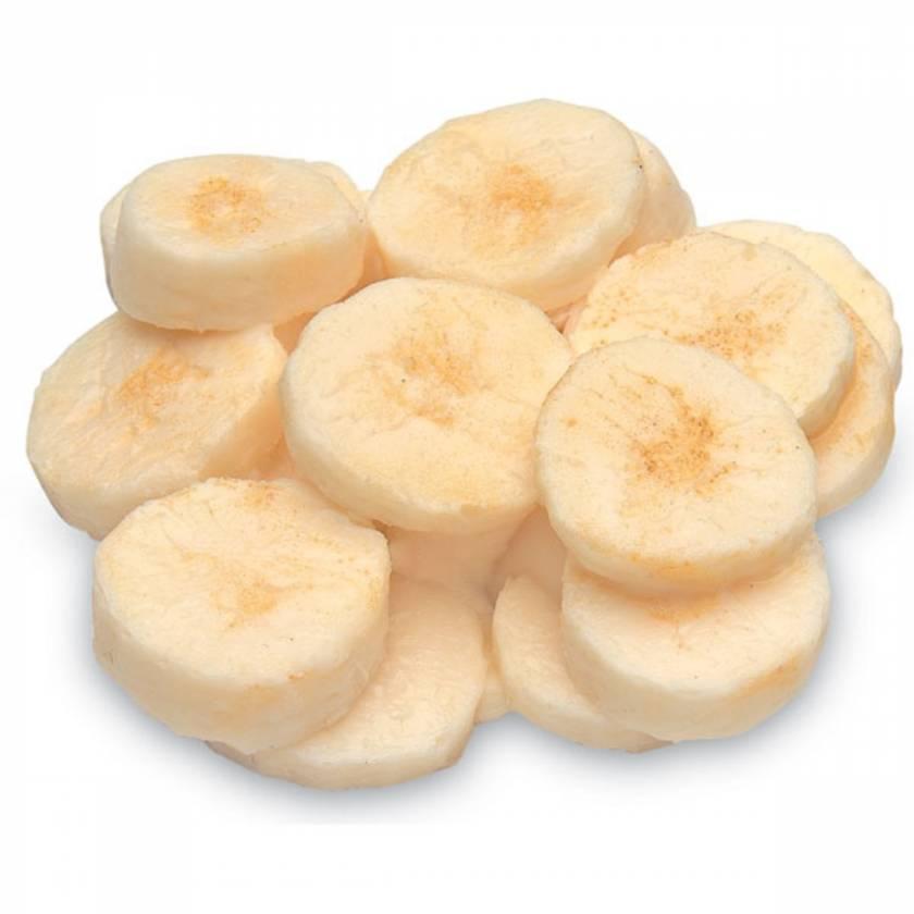 Life/form Banana Food Replica - Sliced