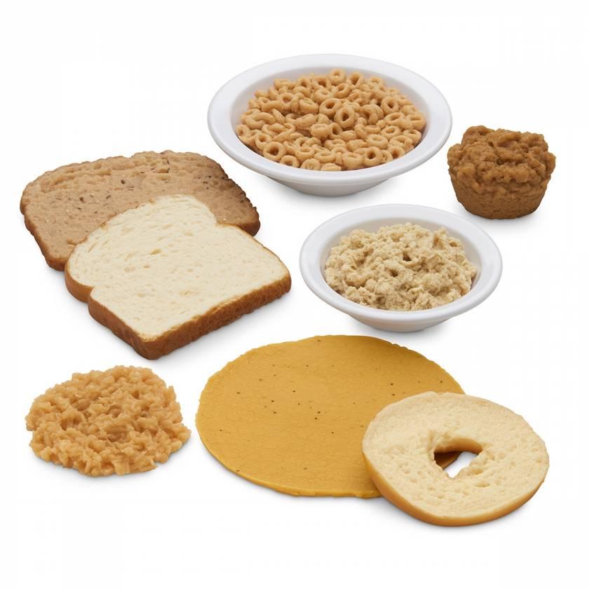 Life/form Basic Grains Food Replica Kit