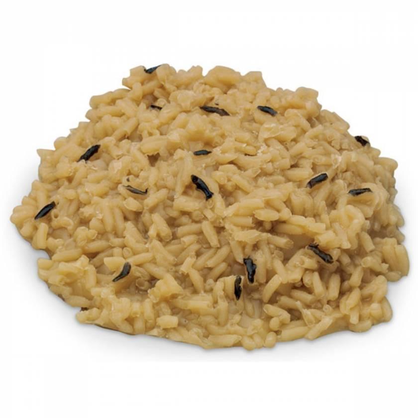 Life/form Rice Food Replica - Long Grain & Wild