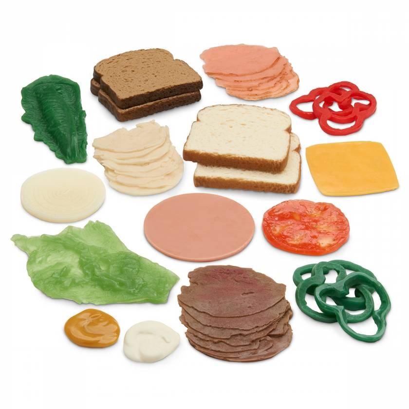Life/form Sandwich Food Replica Kit