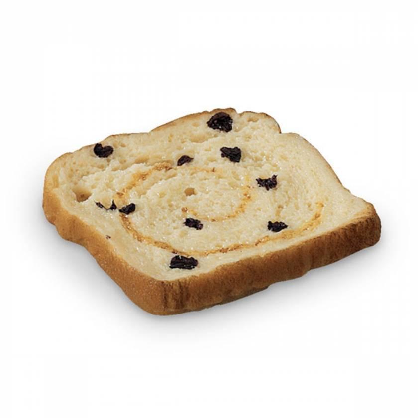 Life/form Bread Food Replica - Raisin