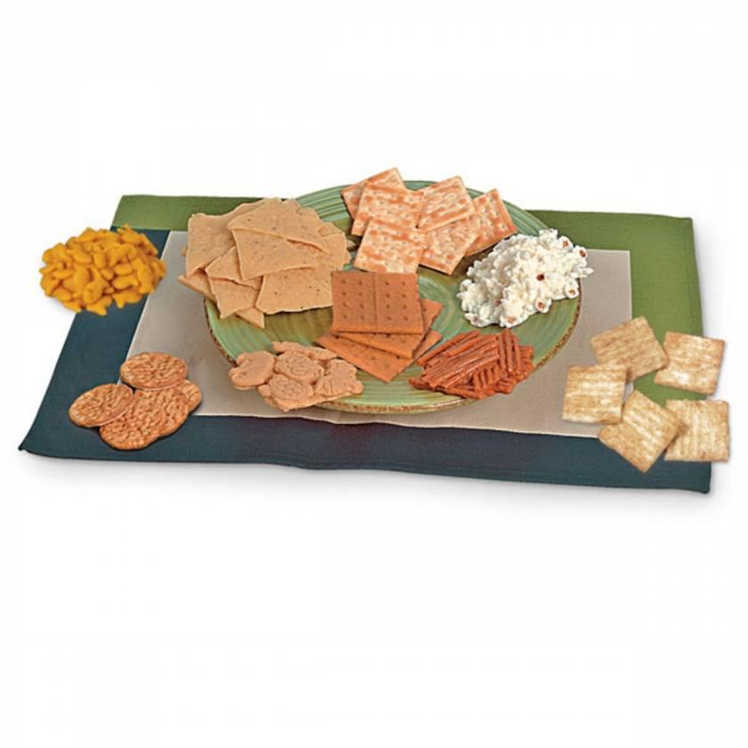 Life/form Crackers & Snacks Food Replica Kit