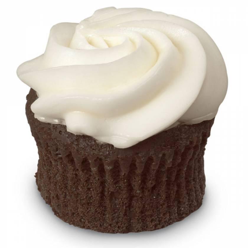 Life/form Cupcake Food Replica - Chocolate