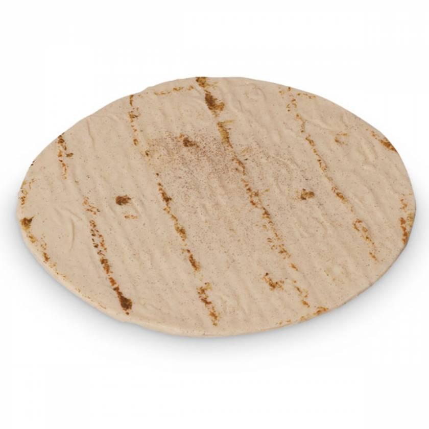 Life/form Tortilla Food Replica - Whole Wheat