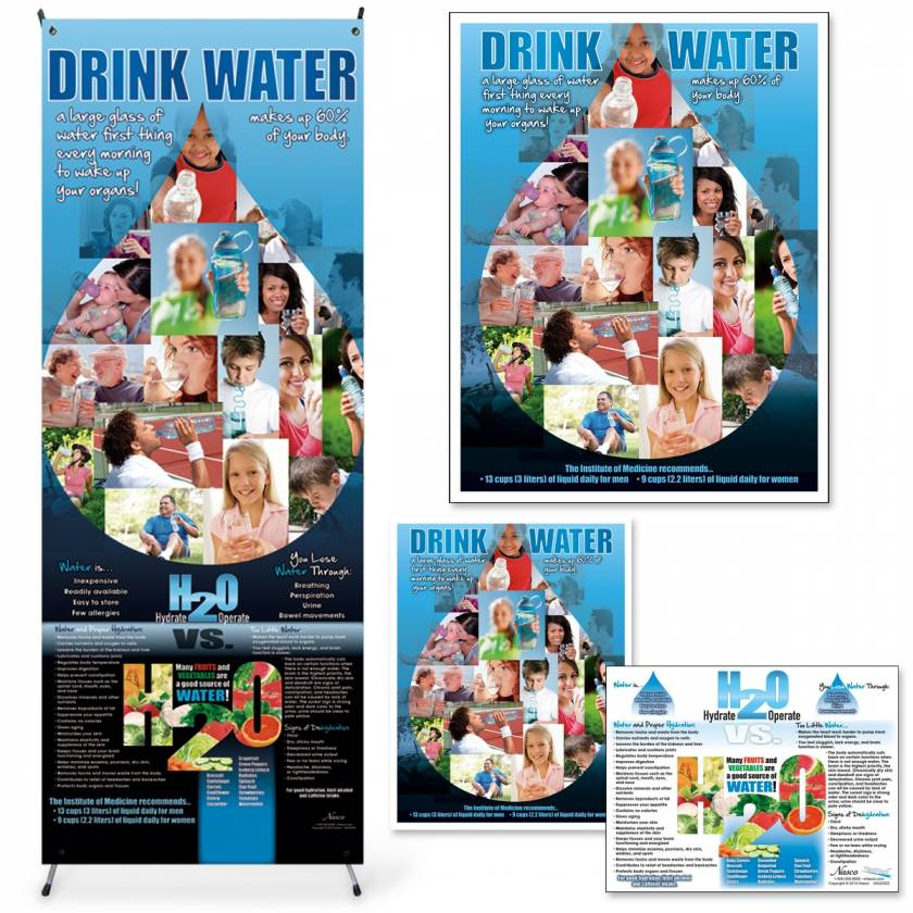 Drink Water - Complete Set