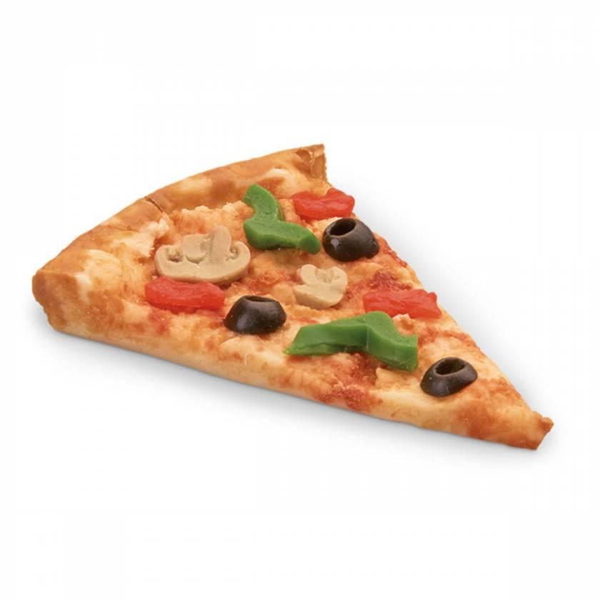 Life/form Garden Pizza Food Replica