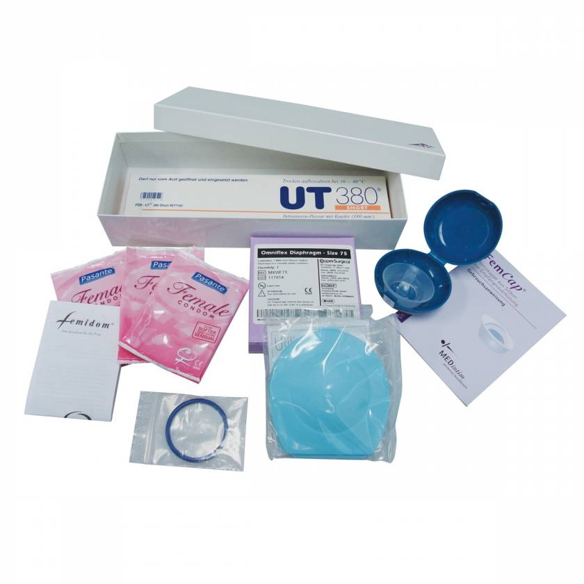 Contraceptive Kit For Gyno Trainer Kit P53