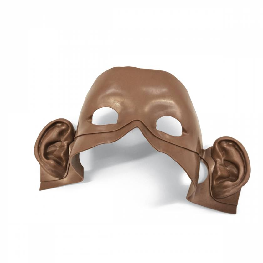 CPR Lilly Upper Face Mask Dark Skin