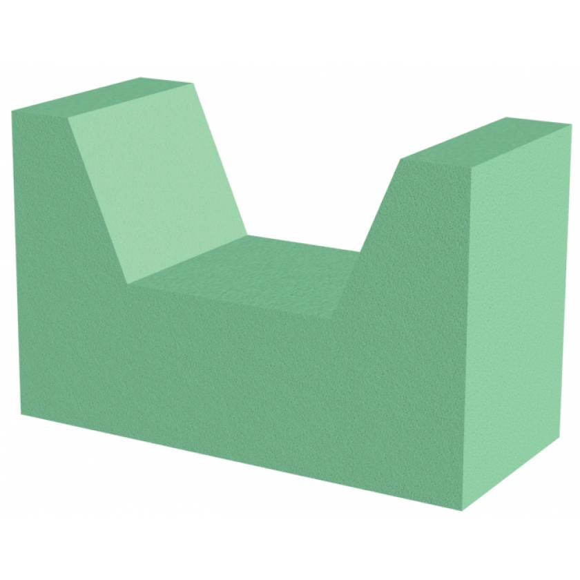 Non-Stealth Coated Child Myleogram Block