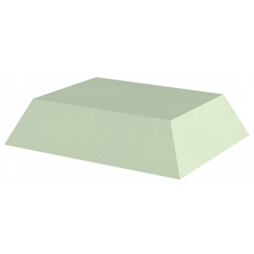 """Stealth Core Rectangle Positioning Block 10.25""""W x 12.5""""L x 3""""H"""