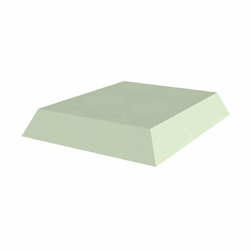 """Techno-Aide YFBN Stealth Core Rectangle Positioning Block 16.5""""W x 20.5""""L x 3""""H"""