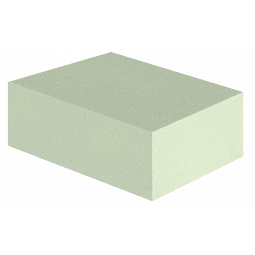 """Non-Stealth Non-Coated Rectangle Sponge 4"""" W x 6"""" L x 2"""" H"""
