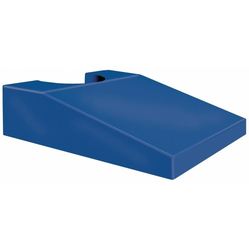 """Endo Ultrasound Vinyl Covered Wedge 20"""" W x 20"""" L x 6"""" H"""