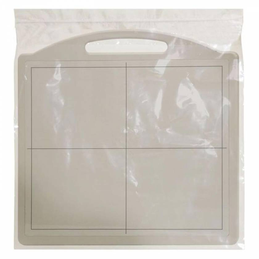 """22"""" x 24"""" Disposable CR/DR Cassette / Receptor Covers with Zipper Closure (Cassette not included)"""