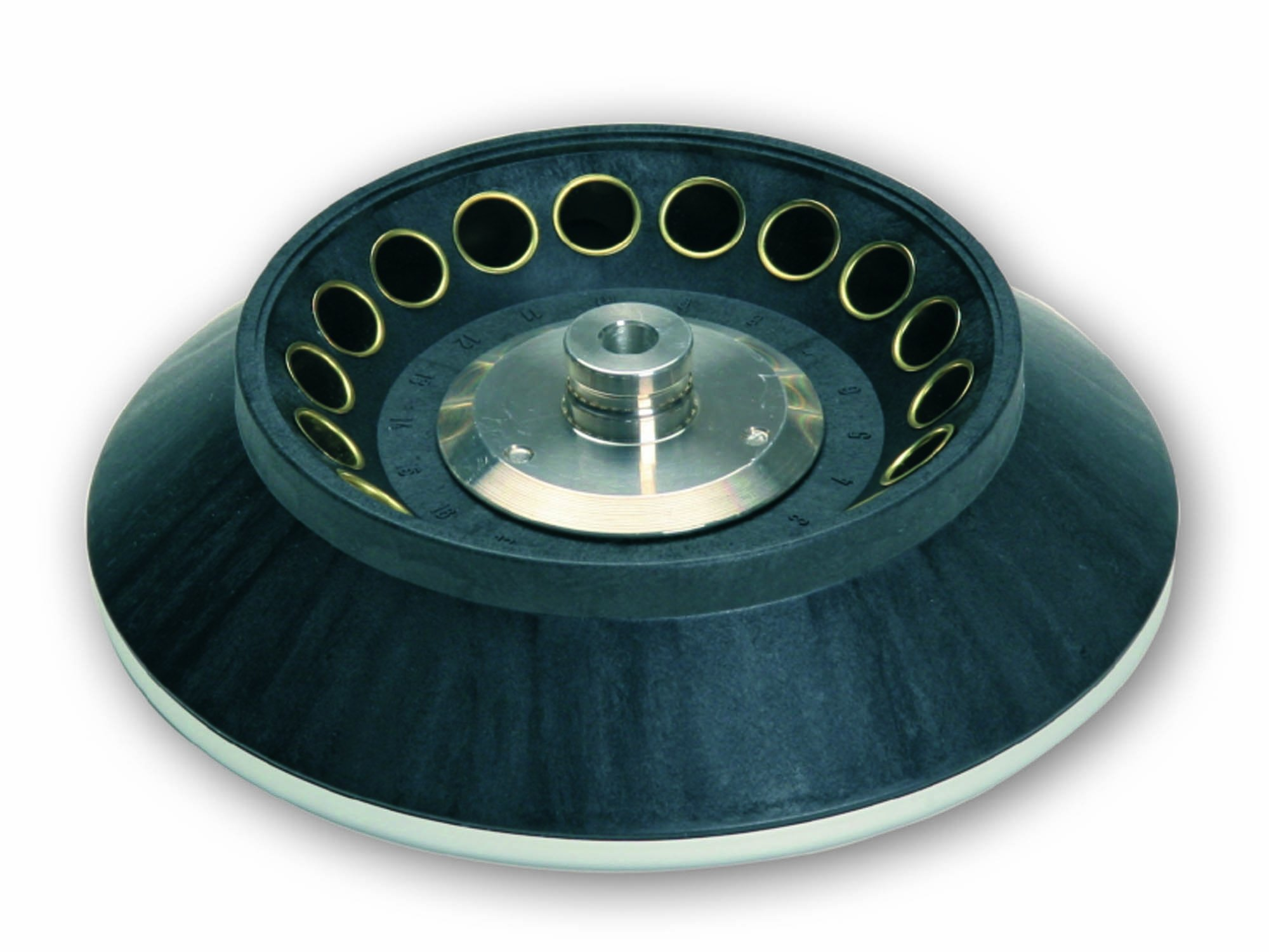 18 x 1.5/2.0ml Conical Rotor (6,000rpm/2,938xg) (for Z206-A only)