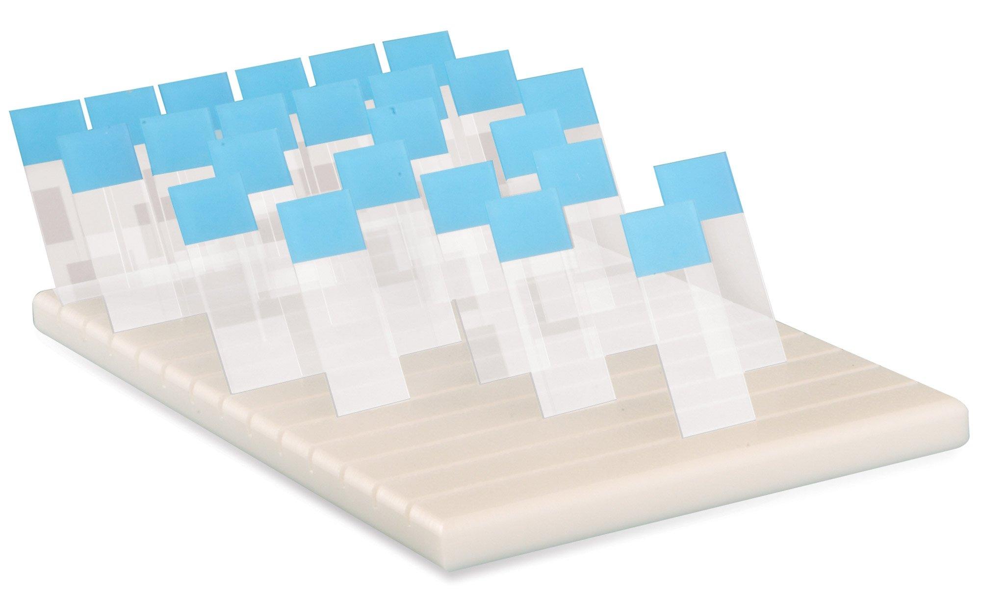 Polyethylene Slide Holders - Capacity 78 Slides