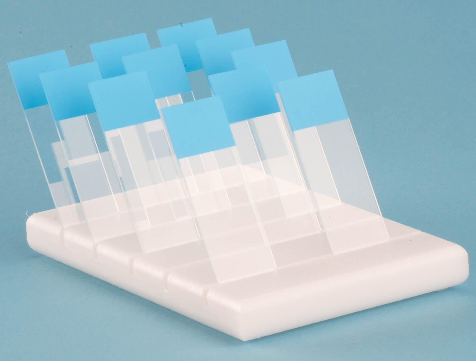 Polyethylene Slide Holders - Capacity 15 Slides