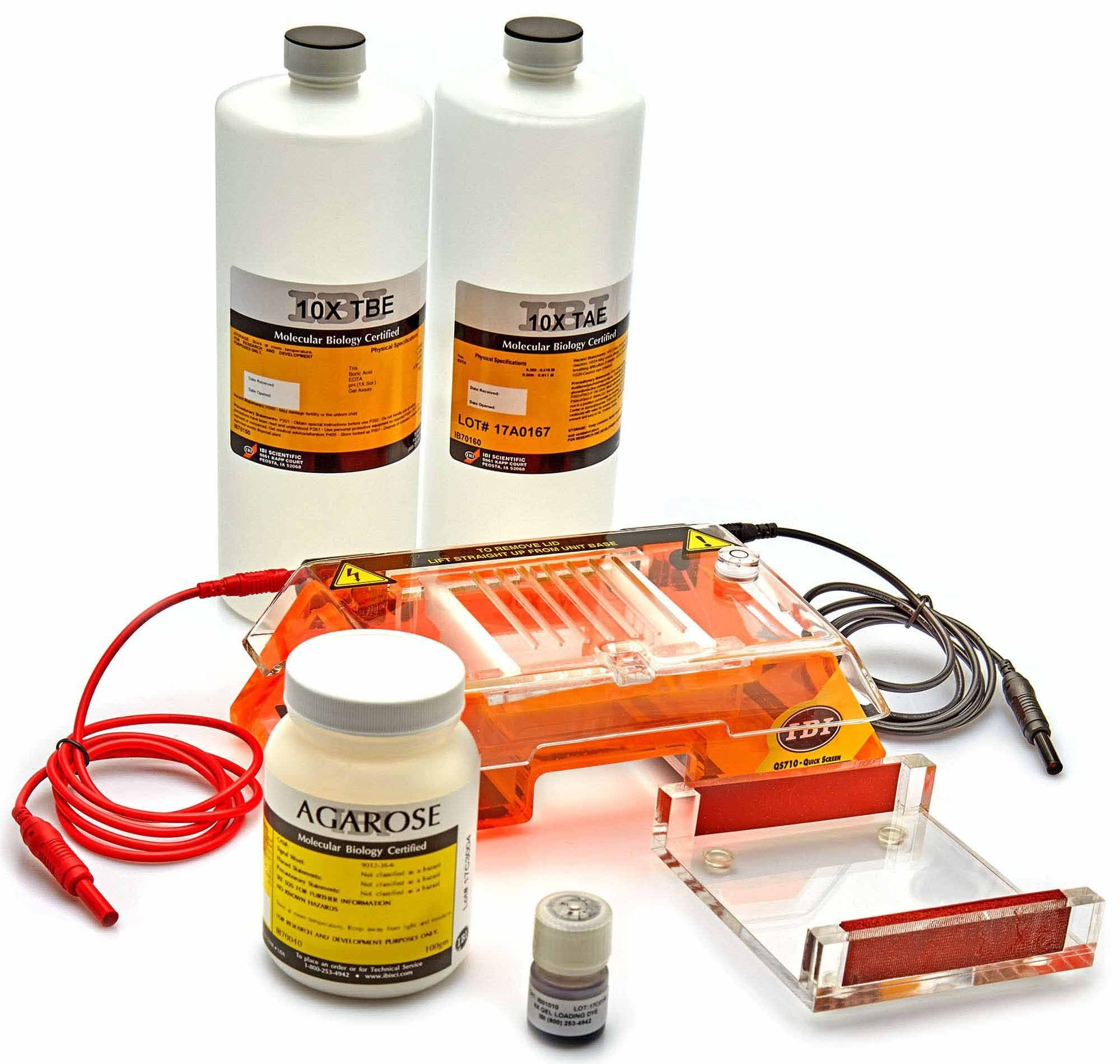 IBI Scientific QS-710 DNA Lab Start-Up Kit