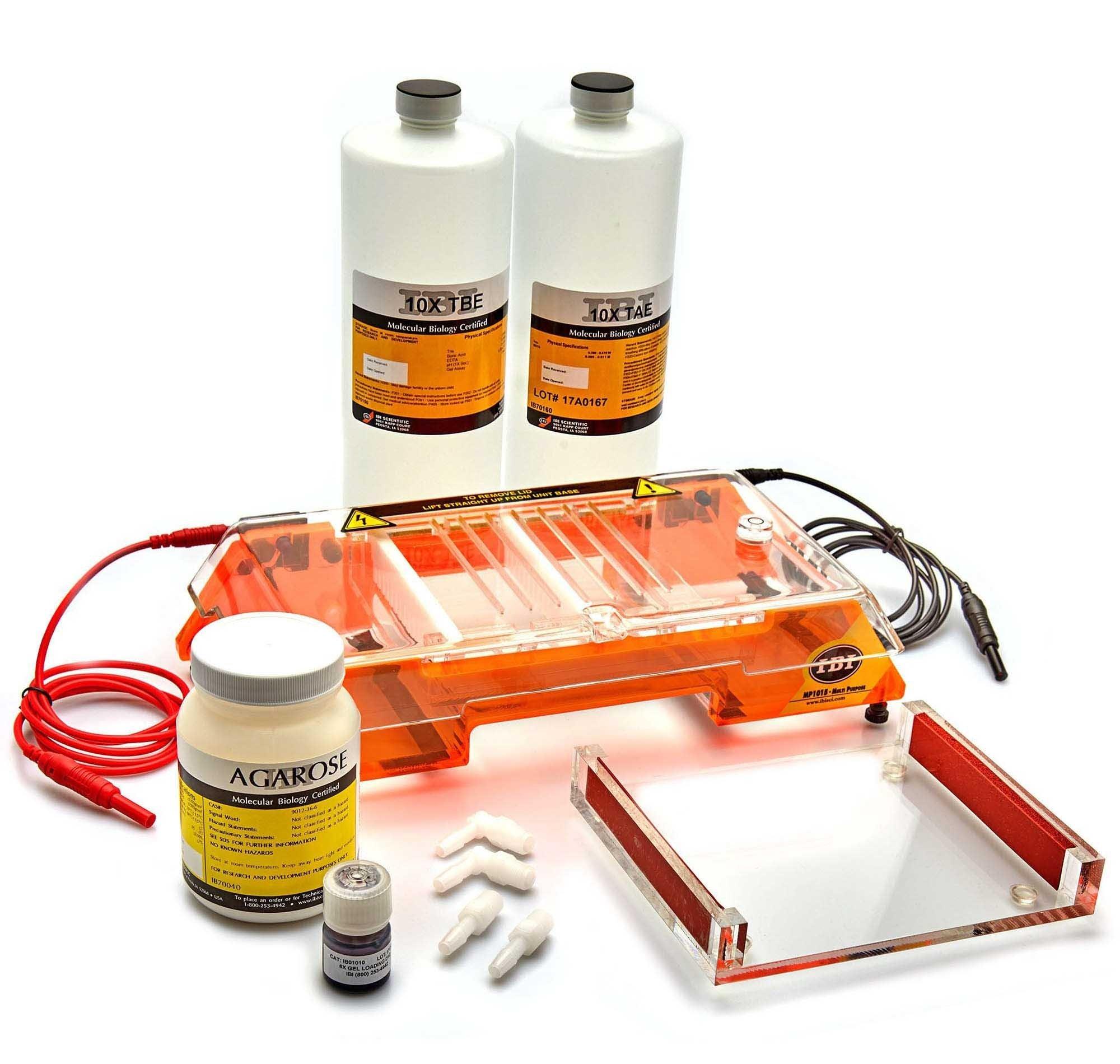 IBI Scientific MP-1015 DNA Lab Start-Up Kit