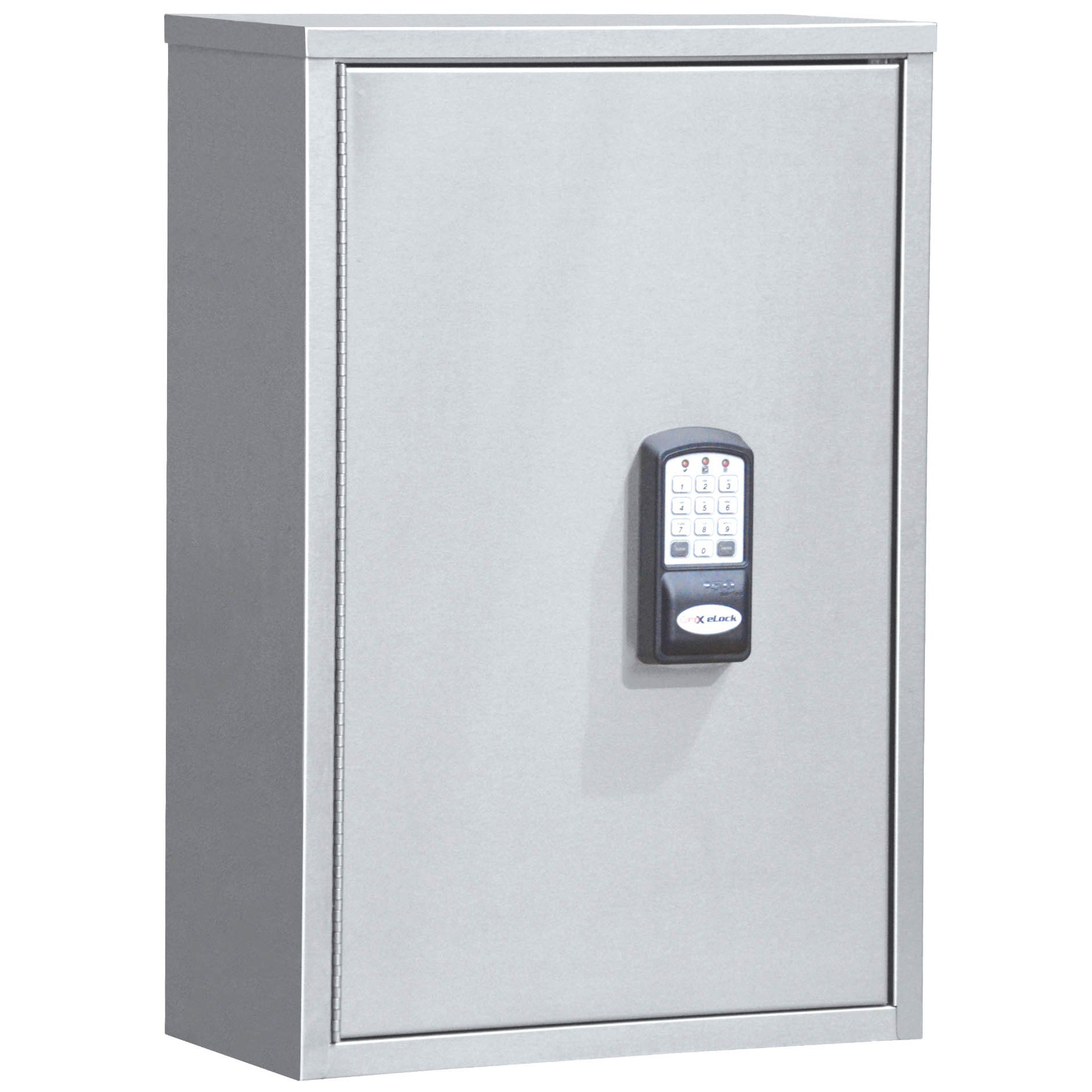 Omnimed 181488 Deluxe Narcotic Cabinet With Digital Keypad Lock Hid Iclass Reader