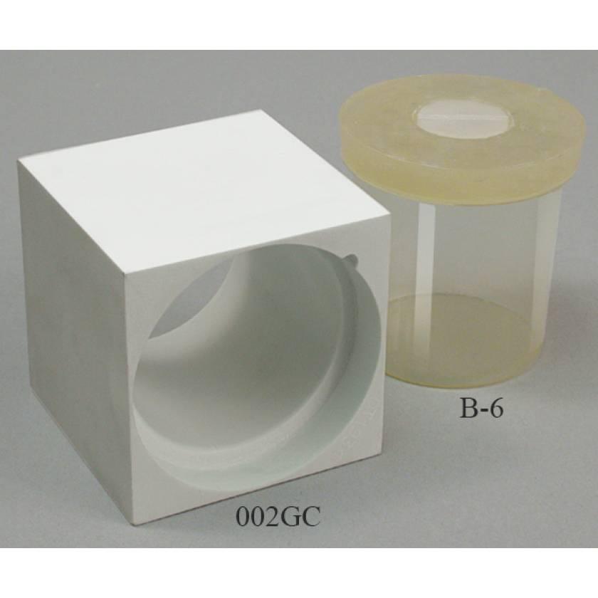 IMRT Head & Torso Freepoint Phantom Accessory - Gel Dosimetry Cassette
