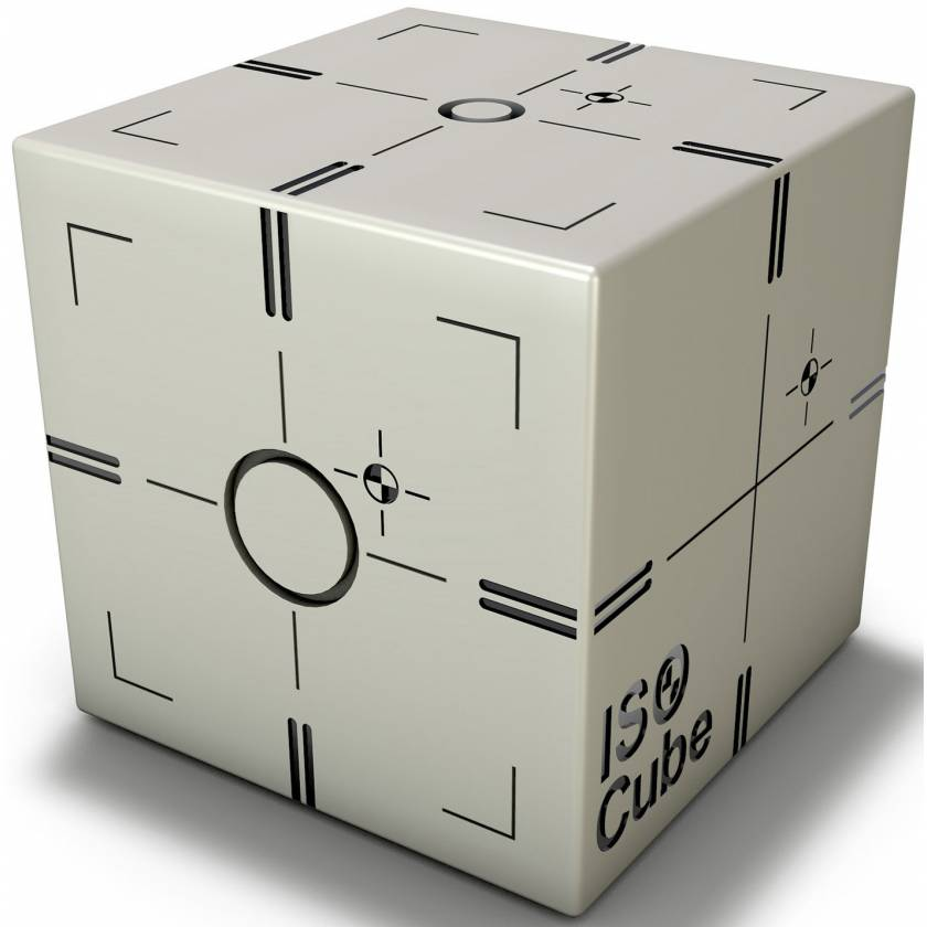 CIRS 023 ISO Cube Daily QA Phantom