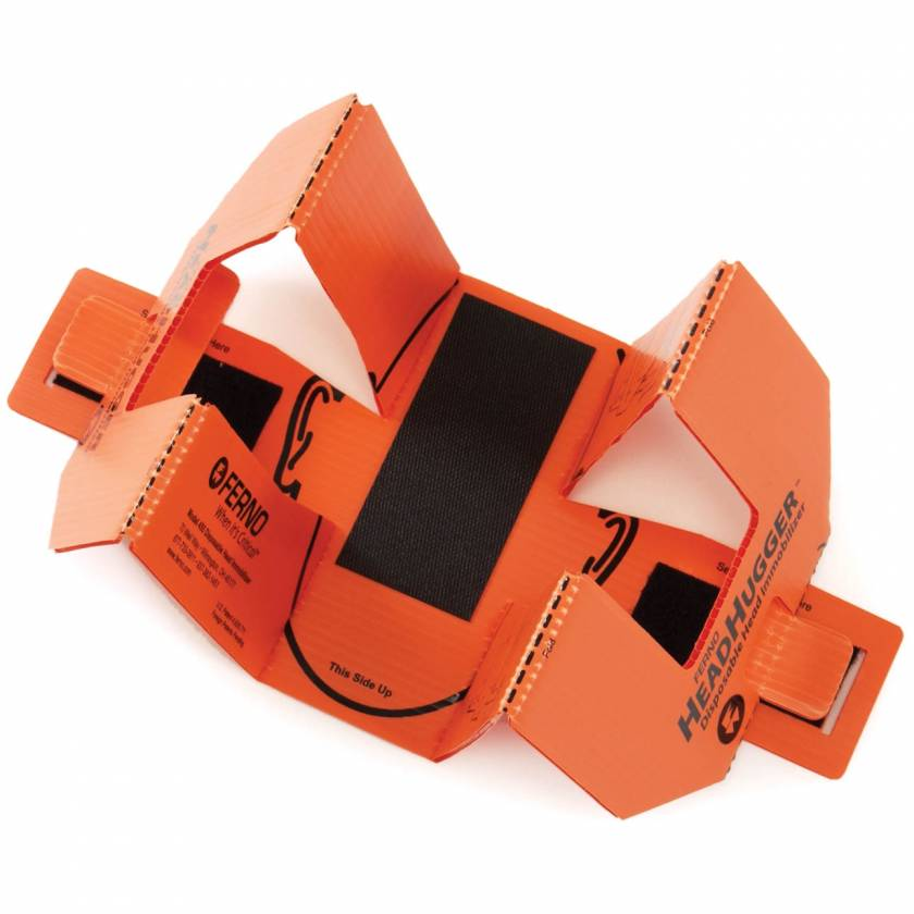 Ferno 0832092 Model 455 HeadHugger Disposable Head Immobilizers
