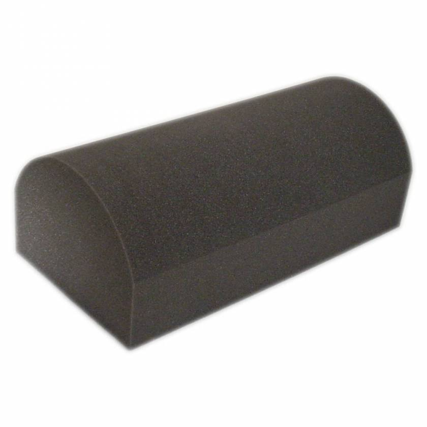 """Bolster Uncovered Foam Positioner -  6 5/8""""H x 9""""W x 18""""L"""