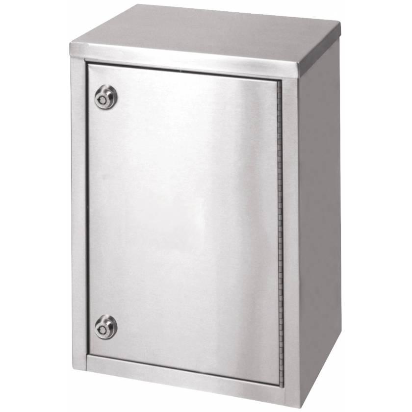 """Medium Single Door, Double Lock Narcotic Cabinet - 15"""" H x 11"""" W x 8"""" D"""