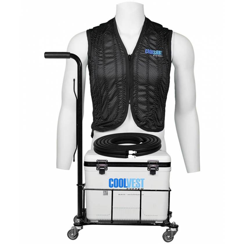 COOLSHIRT CoolVest Lite Complete 1 Person System