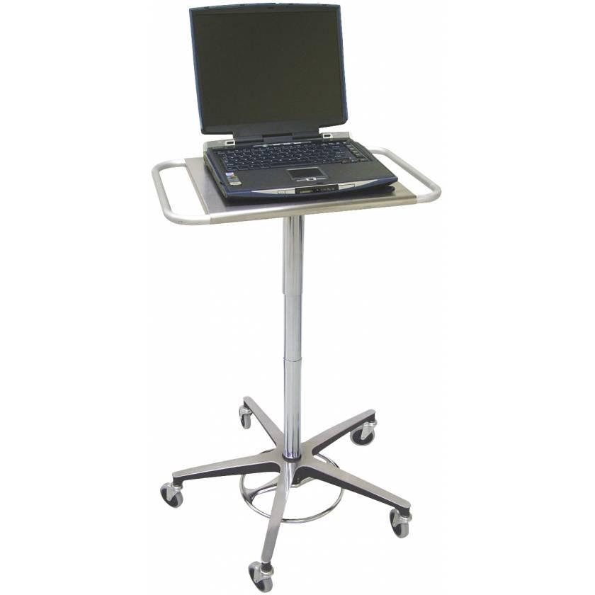 Adjustable Laptop Transport Stand