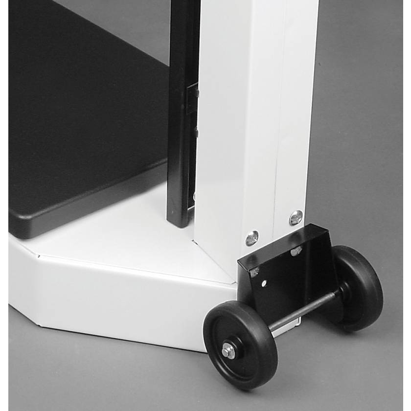Wheels for Physician Scales