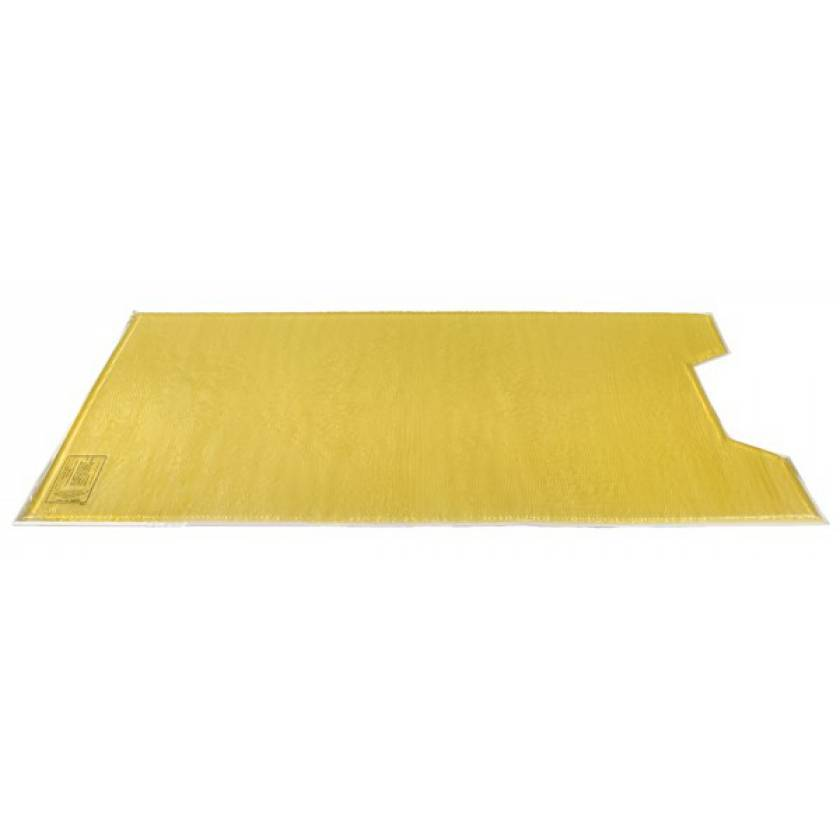 Action O.R. Overlay with Perineal Cutout Table Pad