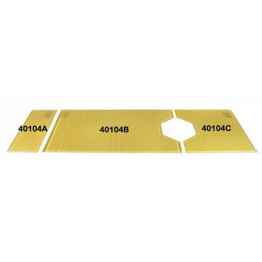 Action O.R. Gel Overlay Head Pad Only for Segmented O.R Tables
