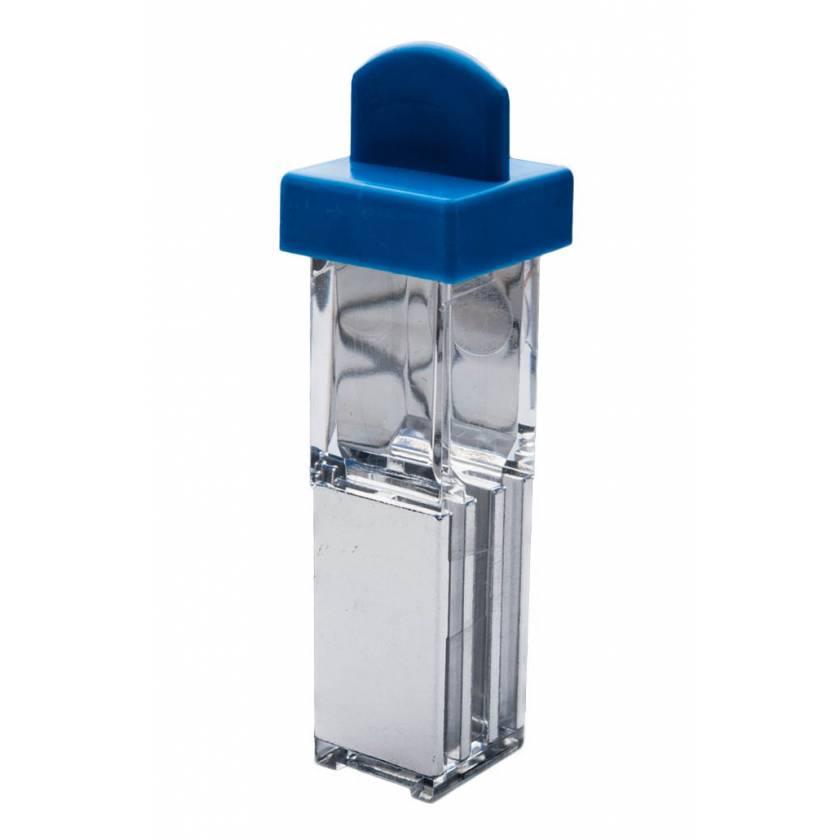 2 mm Gap Sterile Electroporation Cuvette - Square Lid