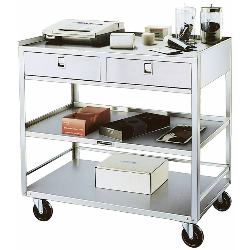 Lakeside Stainless Steel Utility Table